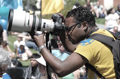 Pressefotograf